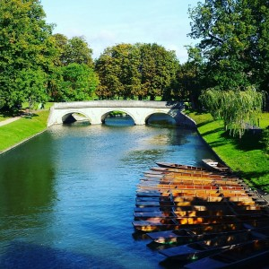Things to do in Cambridge