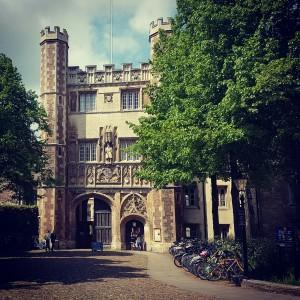 colleges in cambridge, trinity college